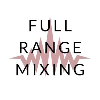 Gruppenlogo von FULL RANGE MIXING - Die Gruppe zum Kurs