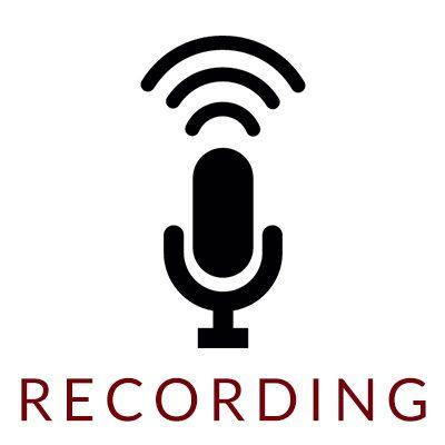 Gruppenlogo von Recording